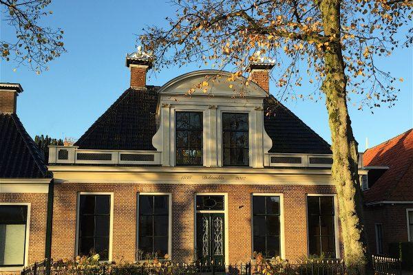 1838 Stiens Doktershus gevel 2